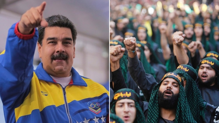 Hezbollah respaldó a Maduro