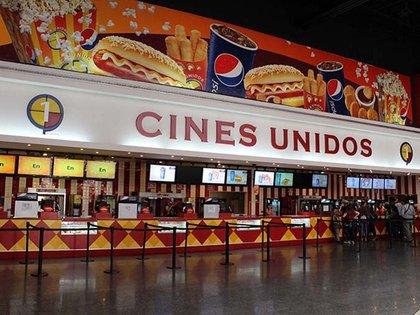 Cines Unidos es una de las exhibidoras más concurridas de Venezuela (Gentileza Tulia Monsalve)