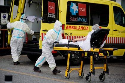 España, el país europeo con más casos, registró un repunte de contagios (REUTERS/Juan Medina)