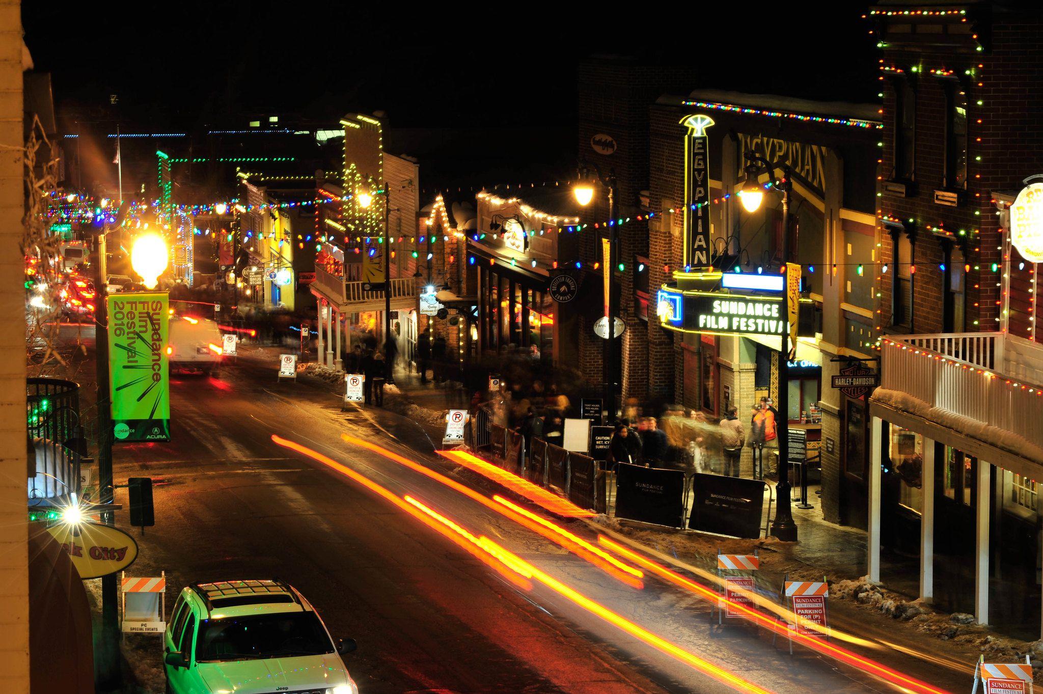 La Main Street, en Sundance