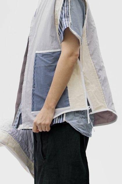 Algunas de las prendas que confecciona Juliana García Bello