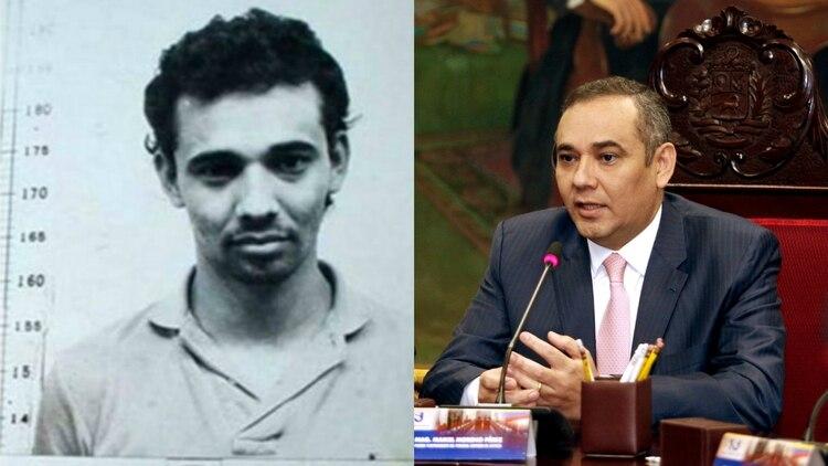 Así lucía Maikel Moreno cuando fue ingresado a prisión