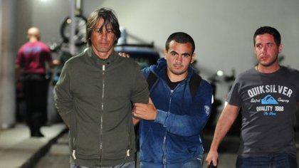 Enrique Blaksley, cabeza de Hope Funds tras su detención (Maximiliano Luna)