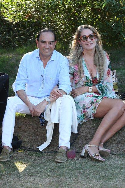 Carlos Ruiz La Puente y Ana Rusconi