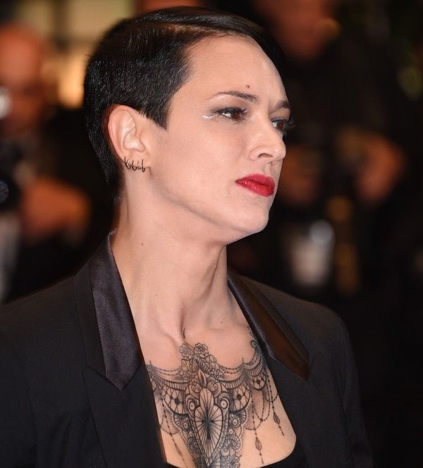 Asia Argento (Getty)