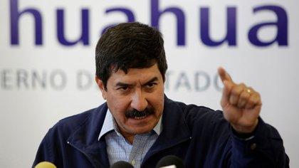 Javier Corral, gobernador de Chihuahua (Foto:Reuters)