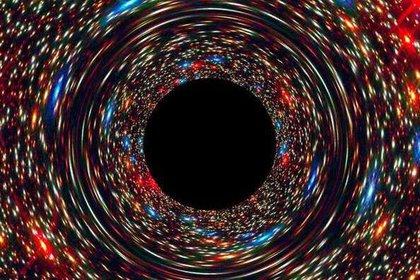 """Un nuevo estudio sugiere la posible existencia de """"agujeros negros tremendamente grandes"""" o SLABS (por sus siglas en inglés), incluso más grandes que los agujeros negros supermasivos ya observados en los centros de las galaxias"""