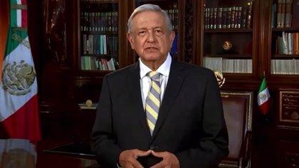 Foto: Presidencia de México - captura de pantalla.