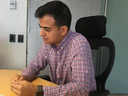 Andrés Felipe Tobón Villada, secretario de seguridad de Medellín