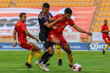 Leones Negros debutó con una derrota contra los Alebrijes de Oaxaca (Foto: Cortesía/ Leones Negros)