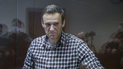 Autoridades penitenciarias rusas trasladaron a Alexei Navalny a un hospital y le dieron vitaminas en el día 20 de su huelga de hambre