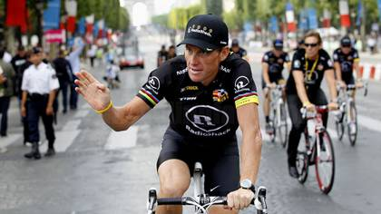 A los 48 años, Lance Armstrong contará su verdad en un documental de ESPN (Reuters)