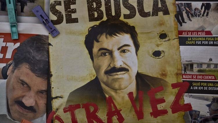 """La foto del hijo de """"El Chapo"""" que podría conducir al capo narco"""