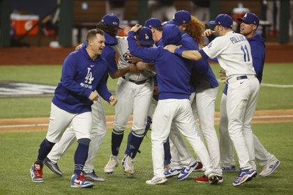 Los Angeles Dodgers buscarán sumar un título más en la MLB, el último lo obtuvieron en 1988 (Fotos: Tim Heitman-USA TODAY Sports)