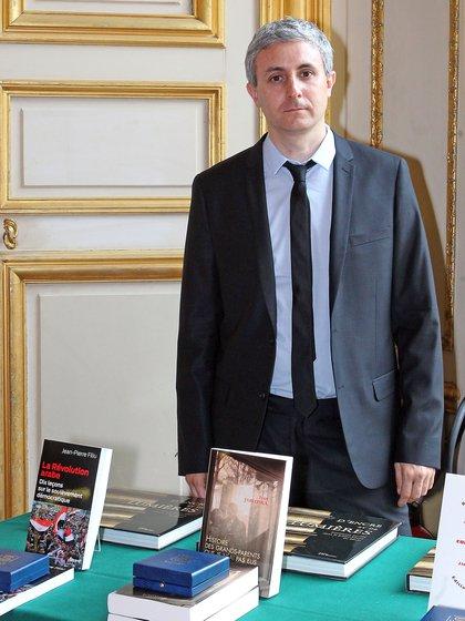 Ivan Jablonka, autor del libro sobre la joven asesinada