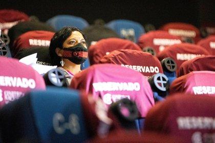 Cines reaperturaron a partir del 1 de marzo. (Foto: EFE)