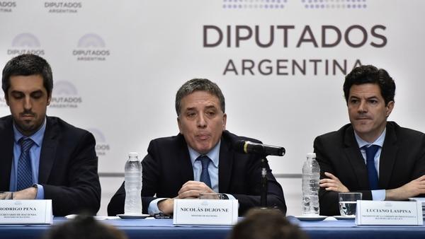 Presentación del Presupuesto 2019 (Adrián Escandar)