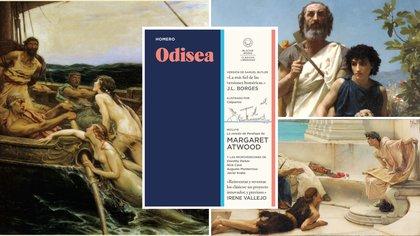 """Mitos y secretos de la """"Odisea"""" de Homero, """"el libro más influyente de la historia"""""""