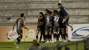 Boca perdió con Patronato en Paraná y aguarda por un rival en los cuartos de la Copa de la Liga
