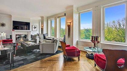 Antonio Banderas vende su apartamento en Manhattan, por USD 7,4 millones( The Grosby Group)