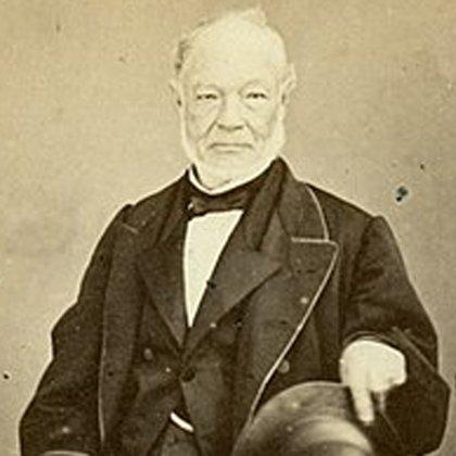 Salvador María del Carril, vicepresidente de la Argentina