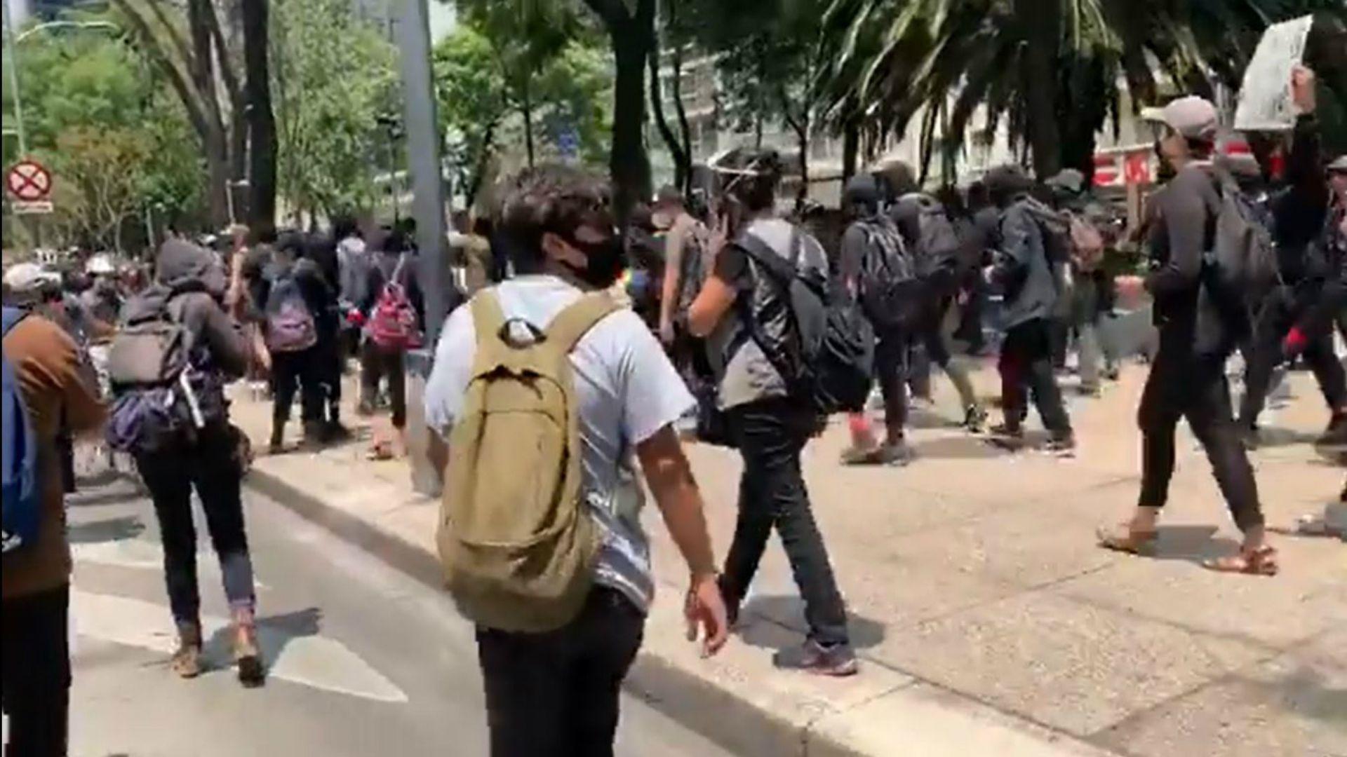 Marcha Reforma