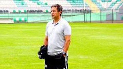 Getulio Fredo admitió haber tenido una relación con una jugadora