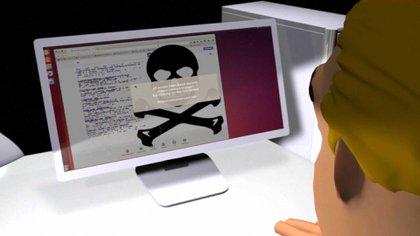 Los ataques de ransomware consisten en cifrar la información de los equipos para luego pedir un rescate para descifrar el contenido.