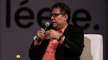 En la foto: Alberto Salcedo Ramos. (Colprensa - Diego Pineda)