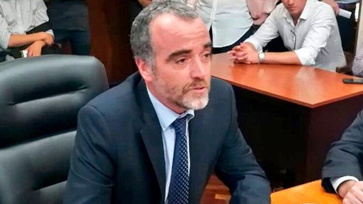 El juez tucumano Facundo Maggio (@CAM_TUCUMAN)