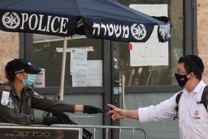 Israel volverá a aplicar un confinamiento estricto (Nir Alon/ZUMA Wire/dpa)