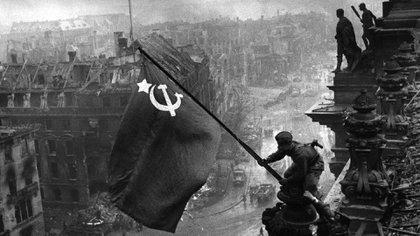 Batalla de Berlín (Dominio público)
