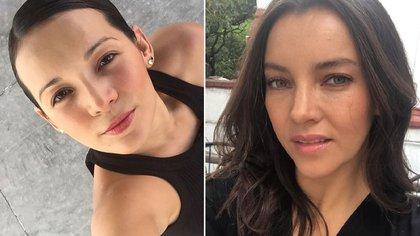 Para el papel de Karla Luna tienen en la mira a Sara Maldonado o Alejandra Espinoza (IG: karlalunatv / saramaldonado)