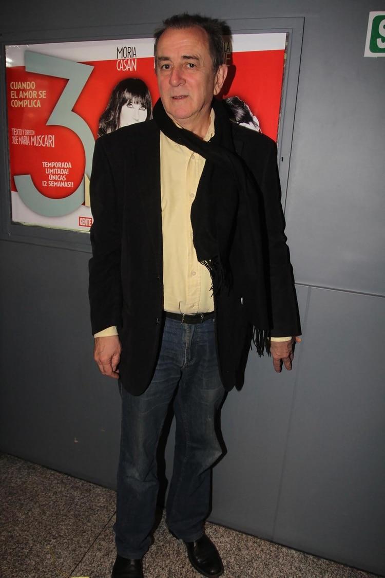 Lorenzo Quinteros (Foto: verónica Guerman / Teleshow)