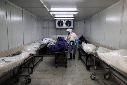 Israel supera los 9.000 casos diarios de coronavirus por tercer día consecutivo (EFE)