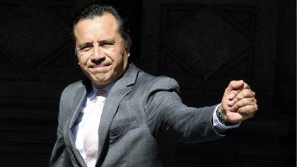 El gobernador de Veracruz arremetió contra Jorge Winckler Ortiz (Foto: Cuartoscuro)