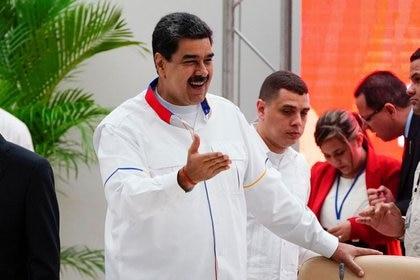 El presidente de Venezuela, Nicolás Maduro (REUTERS/Alexandre Meneghini)