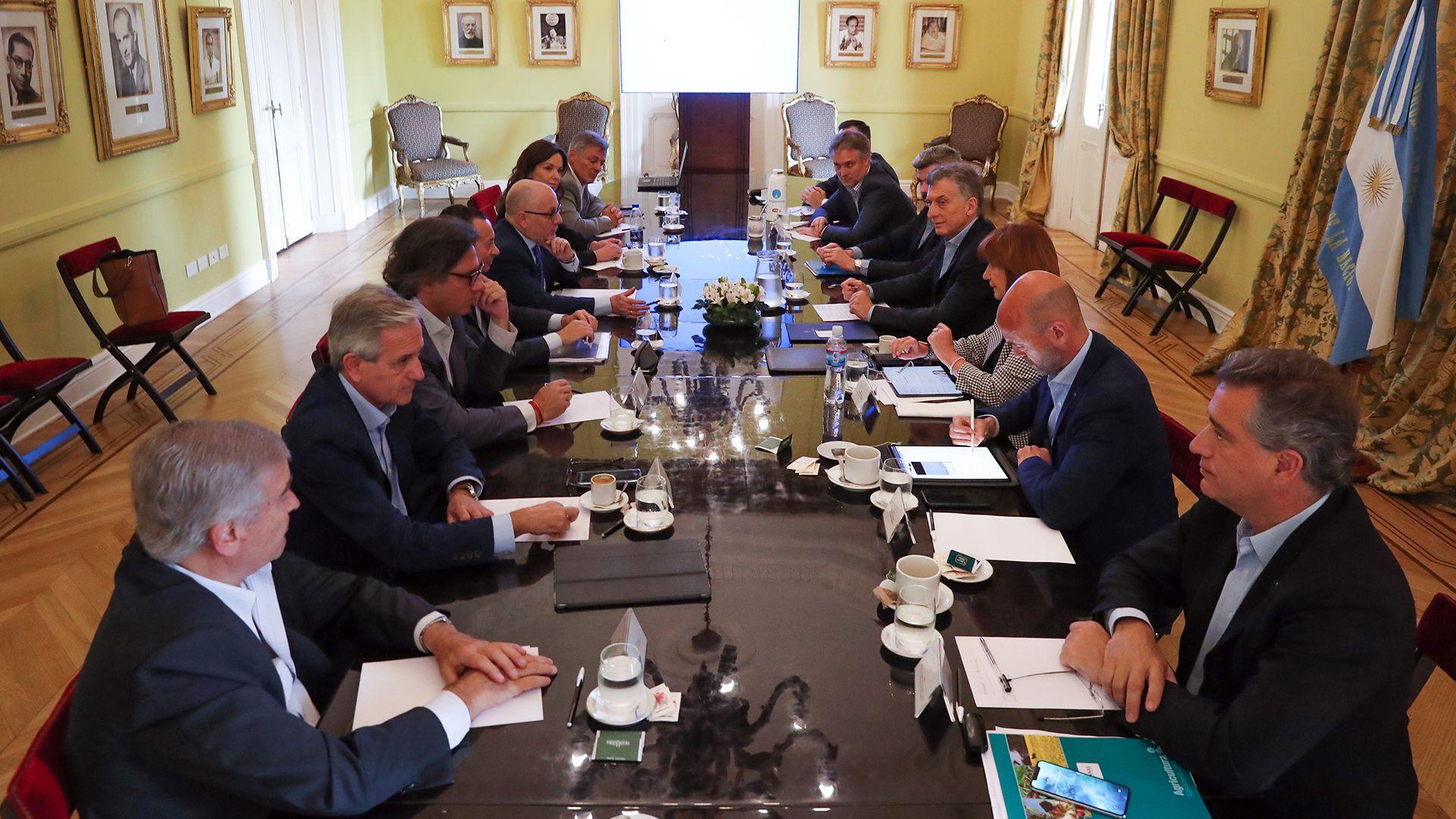 """Una característica del gobierno de Mauricio Macri fue la atomización del poder, más allá de la """"mesa chica"""""""
