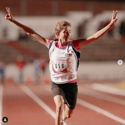 Mati Álvarez contó que siempre amo ser deportista