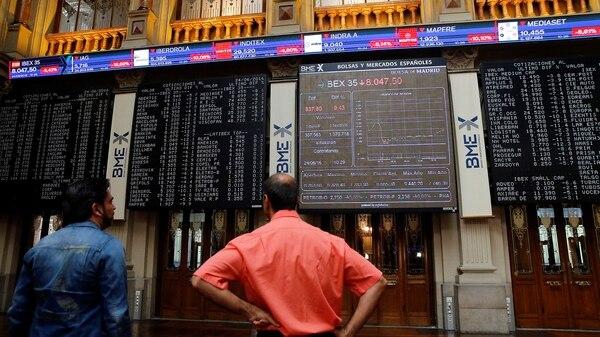 Bolsa de Madrid (Reuters)