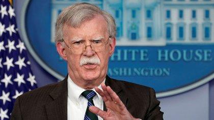 John Bolton hará elanuncioen Miami antela Asociación deVeteranos deBahía de Cochinos.
