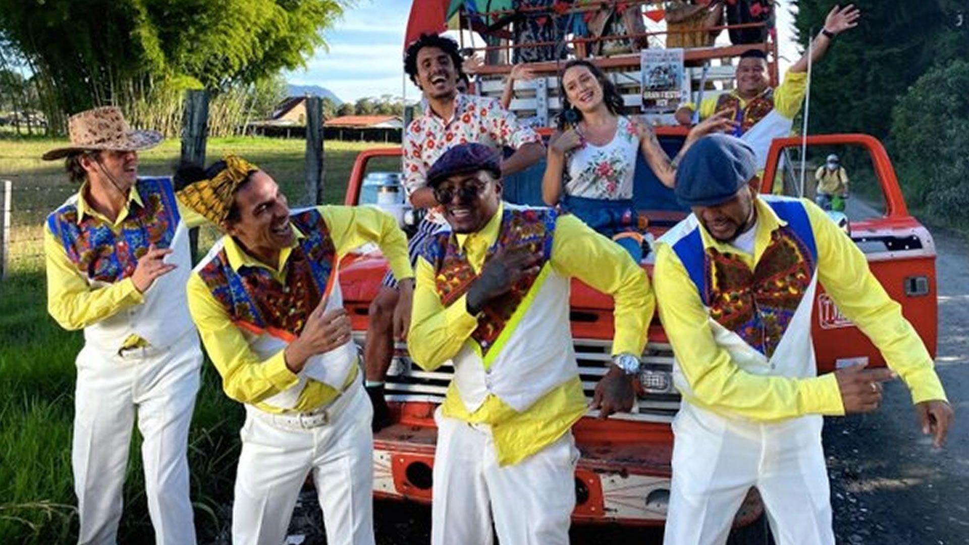 """""""Mi Kolombia"""" el nuevo video musical de Sistema Solar junto a Puerto Candelaria."""