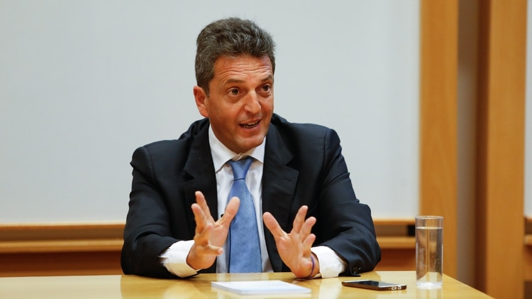 El diputado encabezará el Congreso Nacional del Frente Renovador (Nicolás Aboaf)