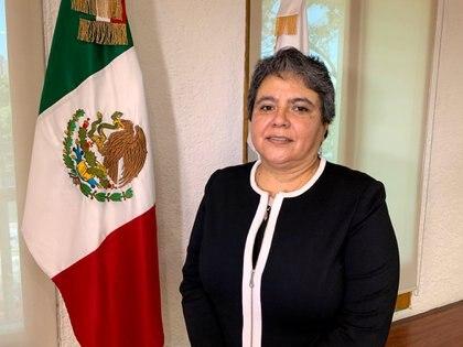 Raquel Buenrostro, nueva titular del SAT tras la salida de Margarita Ríos  (Foto: Reuters / Alberto Fajardo)