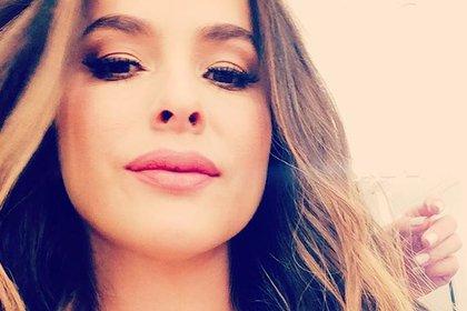 Danna García dio algunos detalles sobre su estado de salud (IG: dannagarciao)