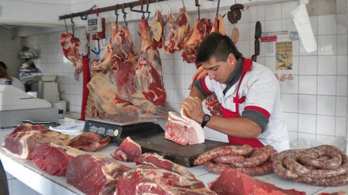 La carne ocupa un lugar protagónico en la canasta de consumo.