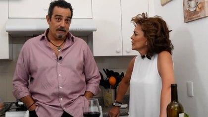 El protagonista de varios melodramas mexicanos confesó el conflicto que vivió en la década de los 90 con un reportero. (Foto: captura de pantalla)