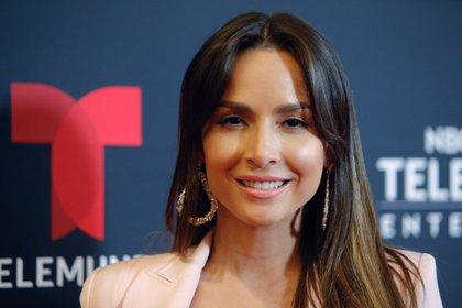 Carmen hará parte de la telenovela en el papel antagónico. EFE/Eduardo Muñoz Álvarez