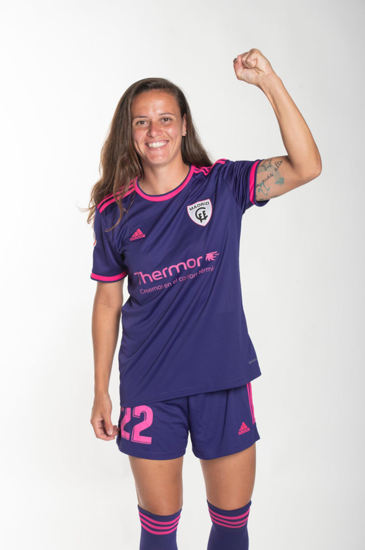 Florencia Bonsegundo - Madrid FC