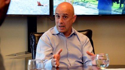 El ex ministro de Seguridad porteño, Martín Ocampo